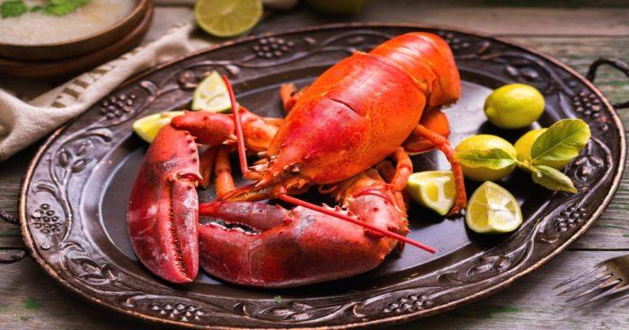 Отличие лобстера от омара, краба и рака