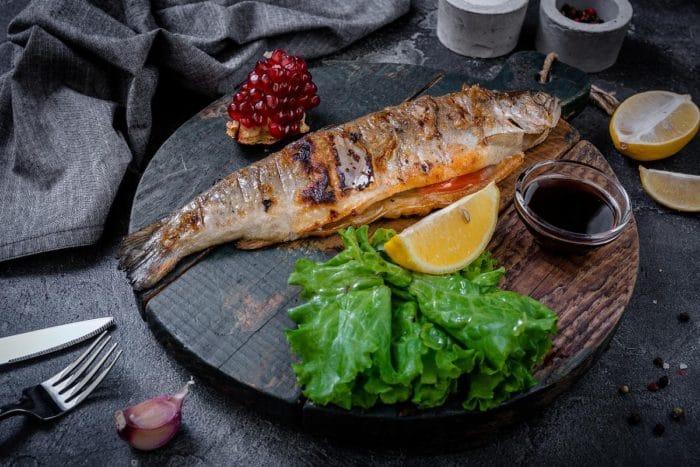 Блюда из ишхана