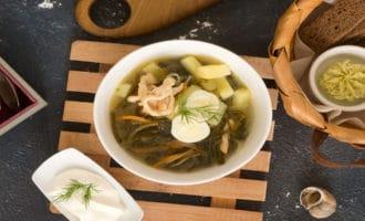 как готовить традиционный китайский суп из водорослей