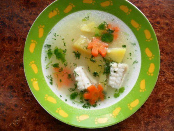 варка рыбного супа