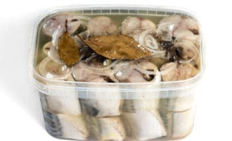 маринование рыбы с маслом