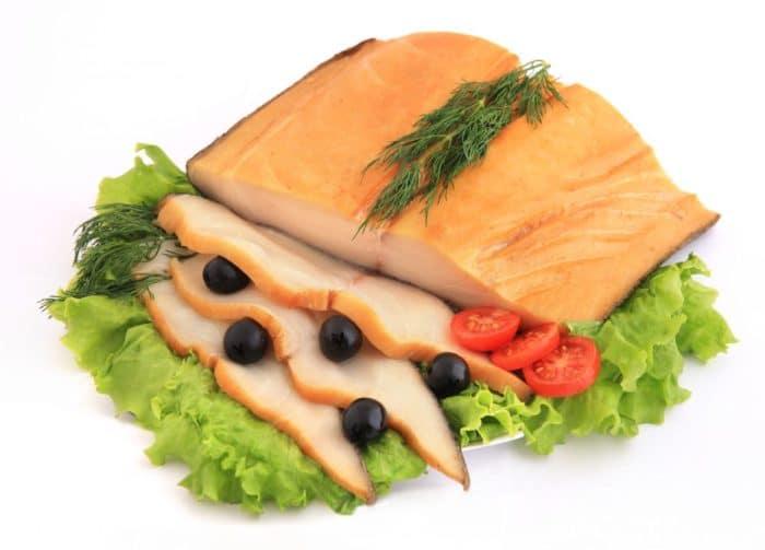 маслянная рыба