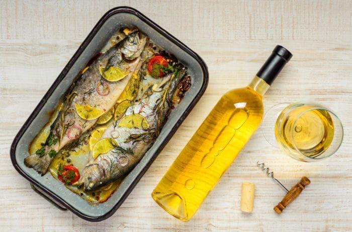 маринад для рыбы с вином и итальянскими травами