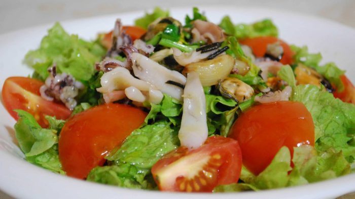 ПП салат