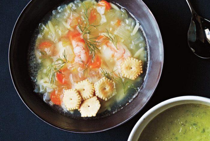Суп трех принцев Самла Бей Красат
