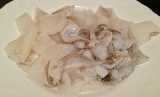 Как готовить каракатицу дома