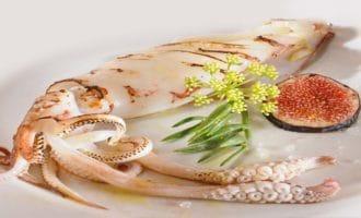как правильно готовить кальмара