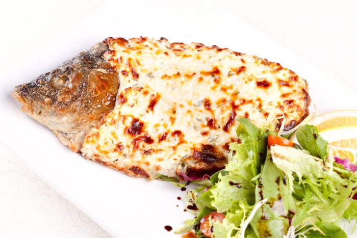 как приготовить рыбу в сметане