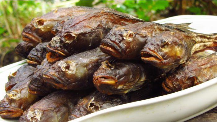 способ приготовления рыбы ротан