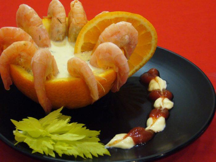 Соус «Апельсиновый»