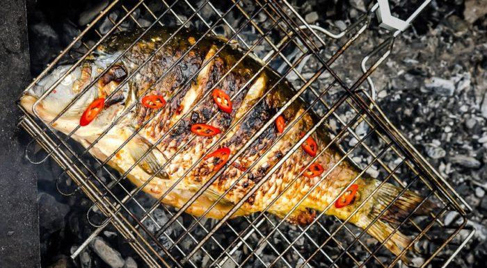 какой маринад лучше использовать для жарки рыбы