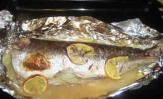 запекание рыбы в духовке