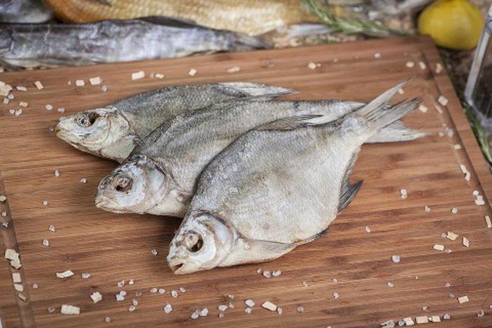сушенная рыба к пиву