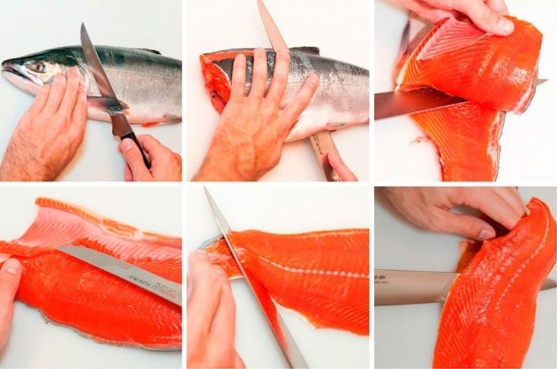 Все будут сытыми: 3 разных блюда всего из одного лосося
