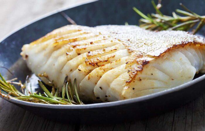 Простой рецепт рыбного филе  в духовке