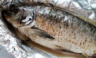 рыба очищенная от чешуи