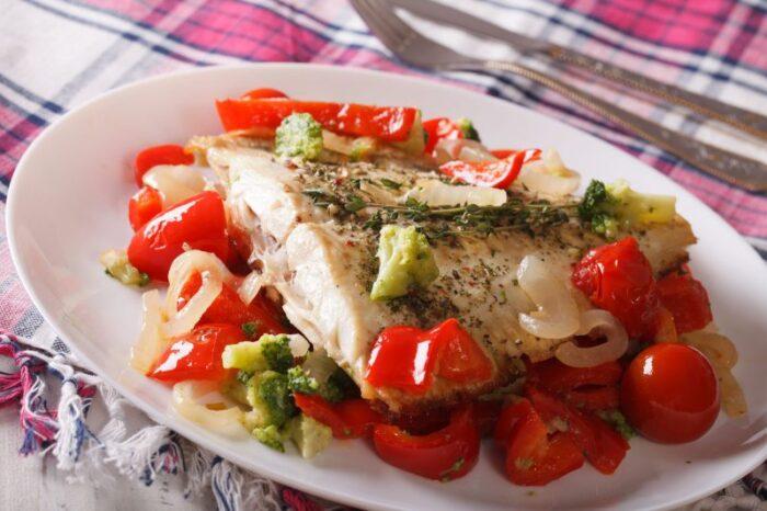 Всё о редчайшей рыбке простипома: изысканные блюда
