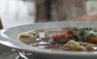 бульон для рыбного супа