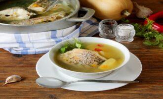 варианты приготовления рыбного супа