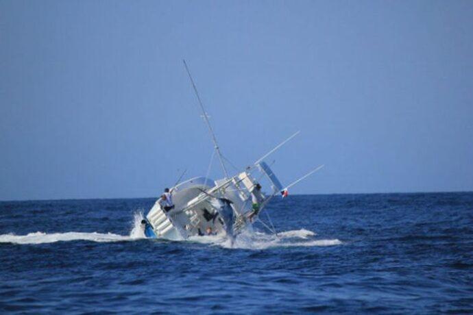 рыба мечь способна перевернуть корабль