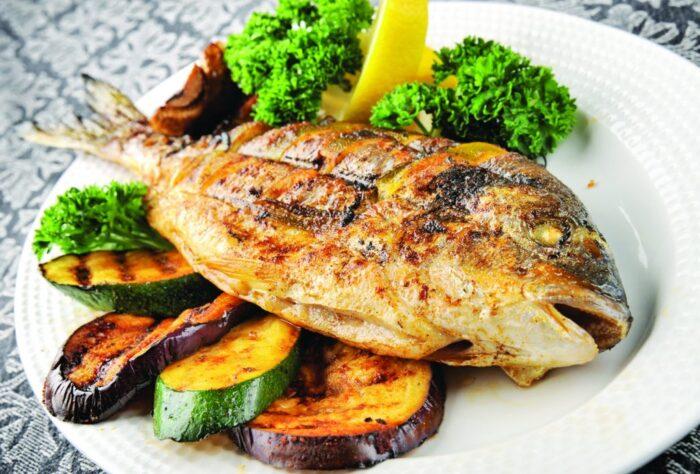 приготовление рыбы дори на мангале