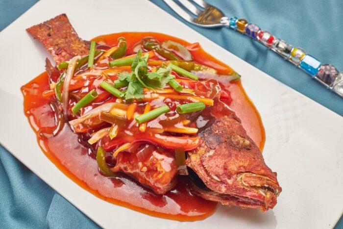 пряное блюдо Эскабече