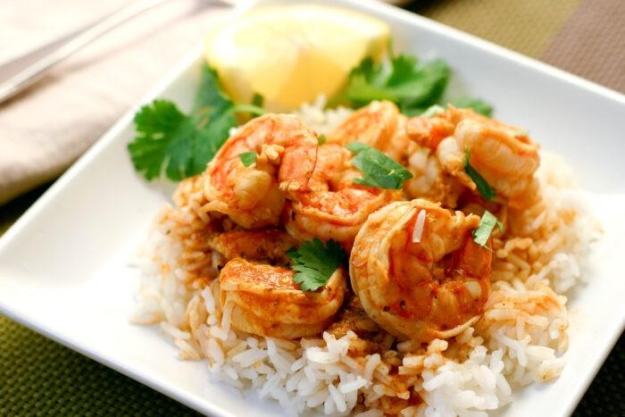 рыба с рисом на гарнир