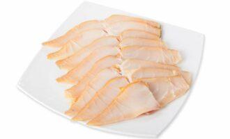 филе масляной рыбы