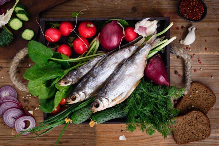 особенности приготовления соленой воблы