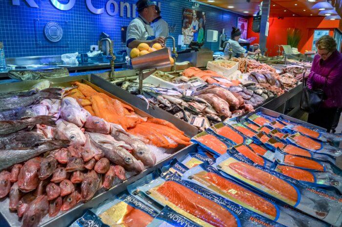 что можно купить на рыбном рынке
