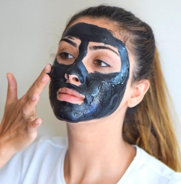 маска для лица из ламинарии