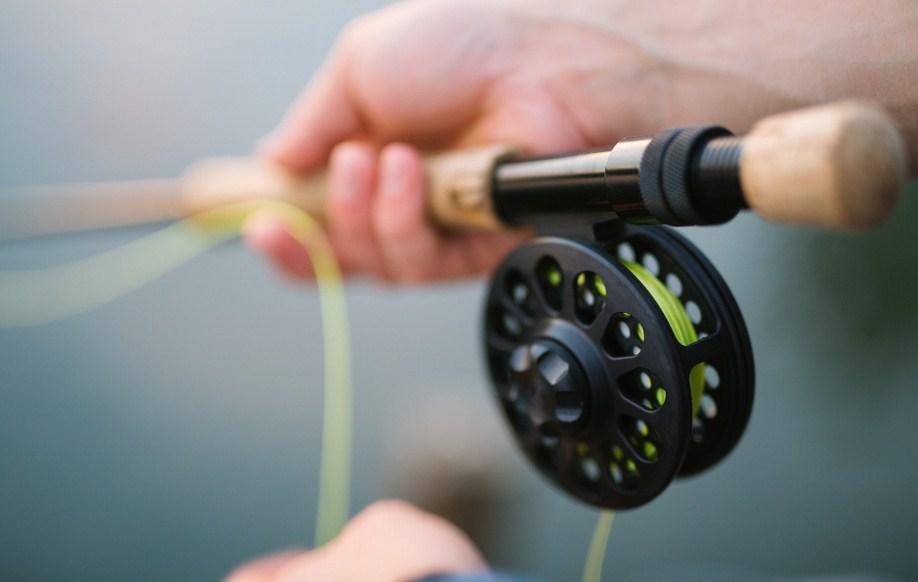 рыбалка на удочку