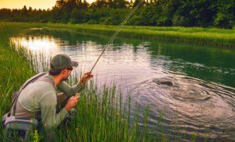 особенности рыбалки в августе