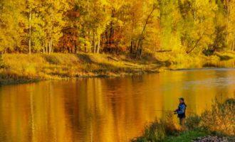 особенности рыбалки в сентябре