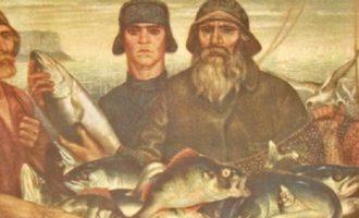 какую рыбу ели на Руси